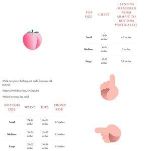 Boutique Swim - ➳ Boutique Baby Pink High Rise Bikini